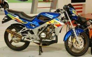 Kawasaki Ninja 150R L N M VR SS 2008   2009   Motorcycles and