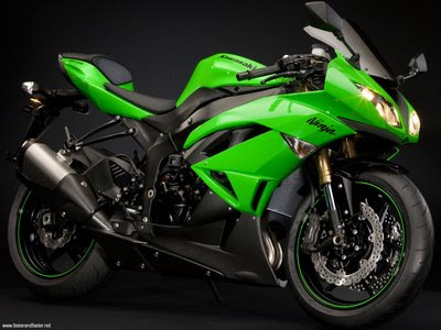 Kawasaki Ninja Zx 6r 2008. the all-new NINJA ZX-6R.