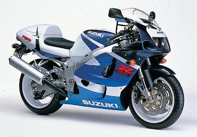 1999 Suzuki GSX-R750