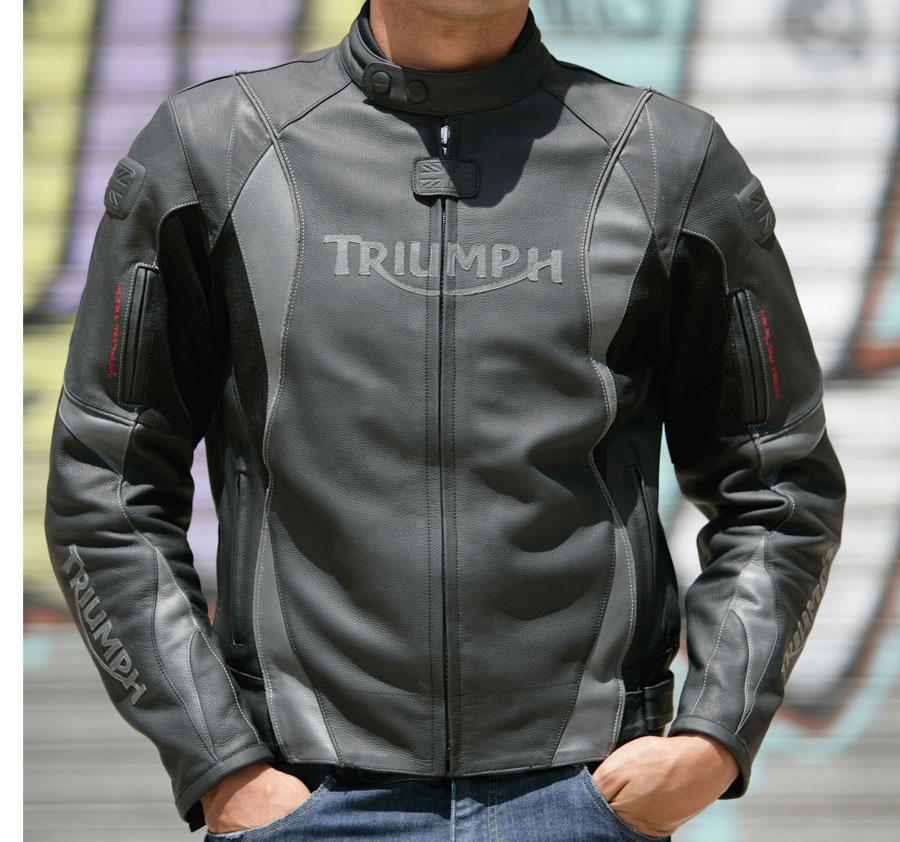 Vendo chaqueta de Piel Triump Arrow Arrow-jacket_Triumph_Motorcycle_Clothes