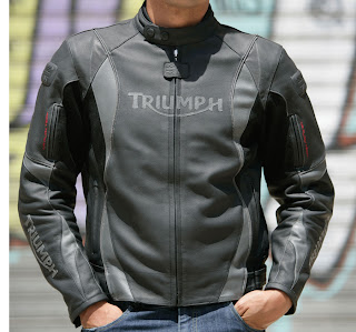 Arrow Jacket Triumph Motorcycle Clothes