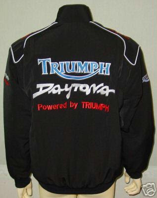 daytona Jacket triumph motorcycles clothes