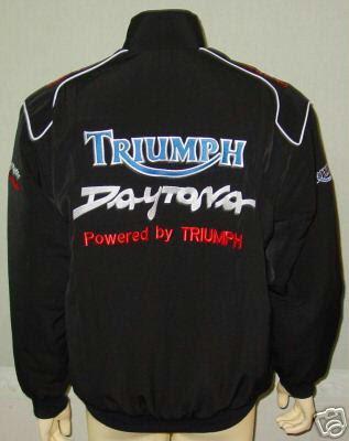 daytona Jacket triumph motorcycles clothes