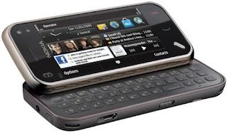 HP Nokia N97 mini