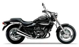 Kawasaki VN250 Eliminator Motorcycles