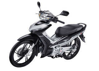Honda Revo Techno Matic