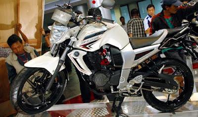 Yamaha Bison