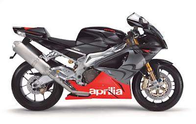 2010 Aprilia RSV1000R