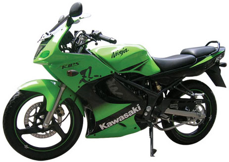 Image Ninja Kawasaki 150rr