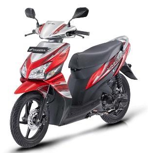 Honda Vario red