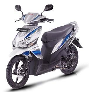 Honda Vario white