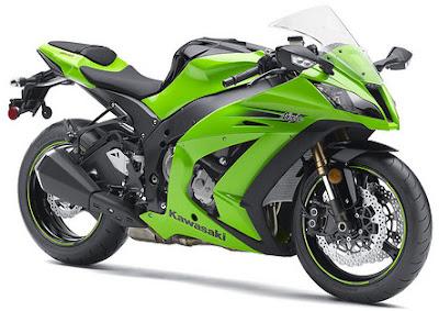 2011 Kawasaki Ninja ZX10R
