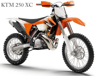 KTM 250 XC