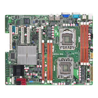 Asus Z8NA-D6C dual xeon processor motherboard