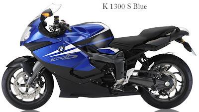 BMW K 1300 S Blue