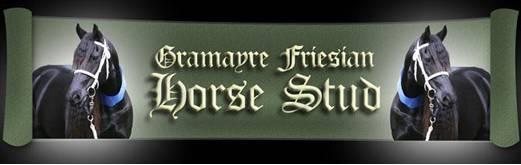 Gramayre Friesian Horse Stud