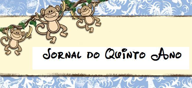 JORNAL DO QUINTO ANO