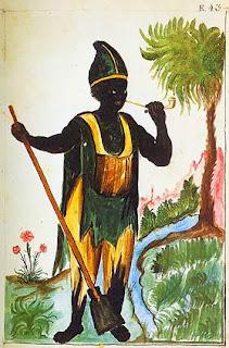 Negro - Códice Trujillo del Perú - Lám. 43