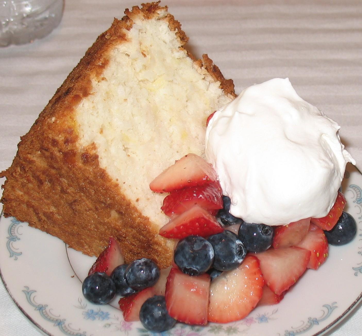 For the love of food hawaiian angel food cake hawaiian angel food cake forumfinder Gallery
