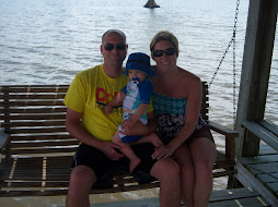 Our family at the Bay!