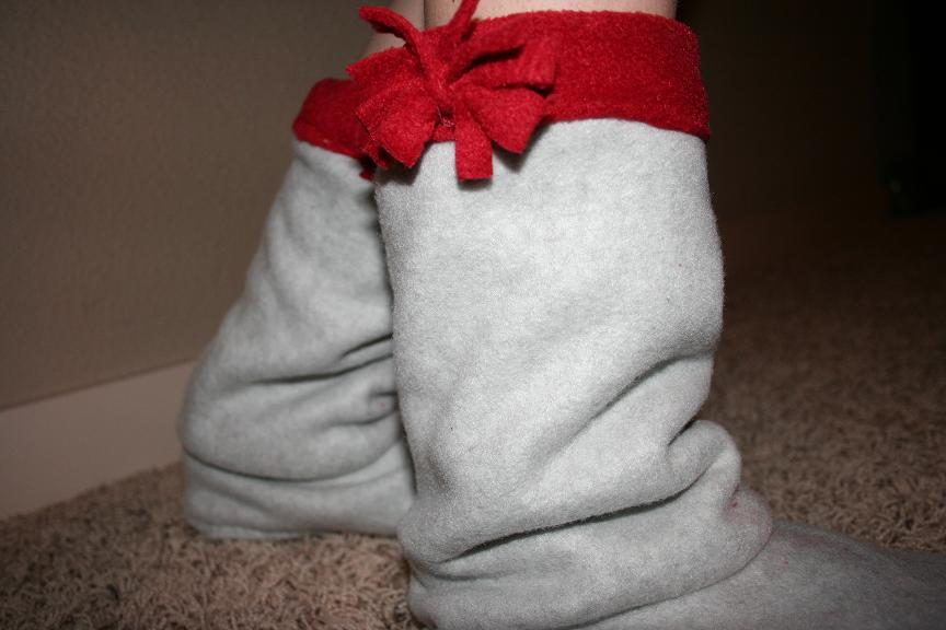 Pattern Fleece Slippers U00ab Design Patterns