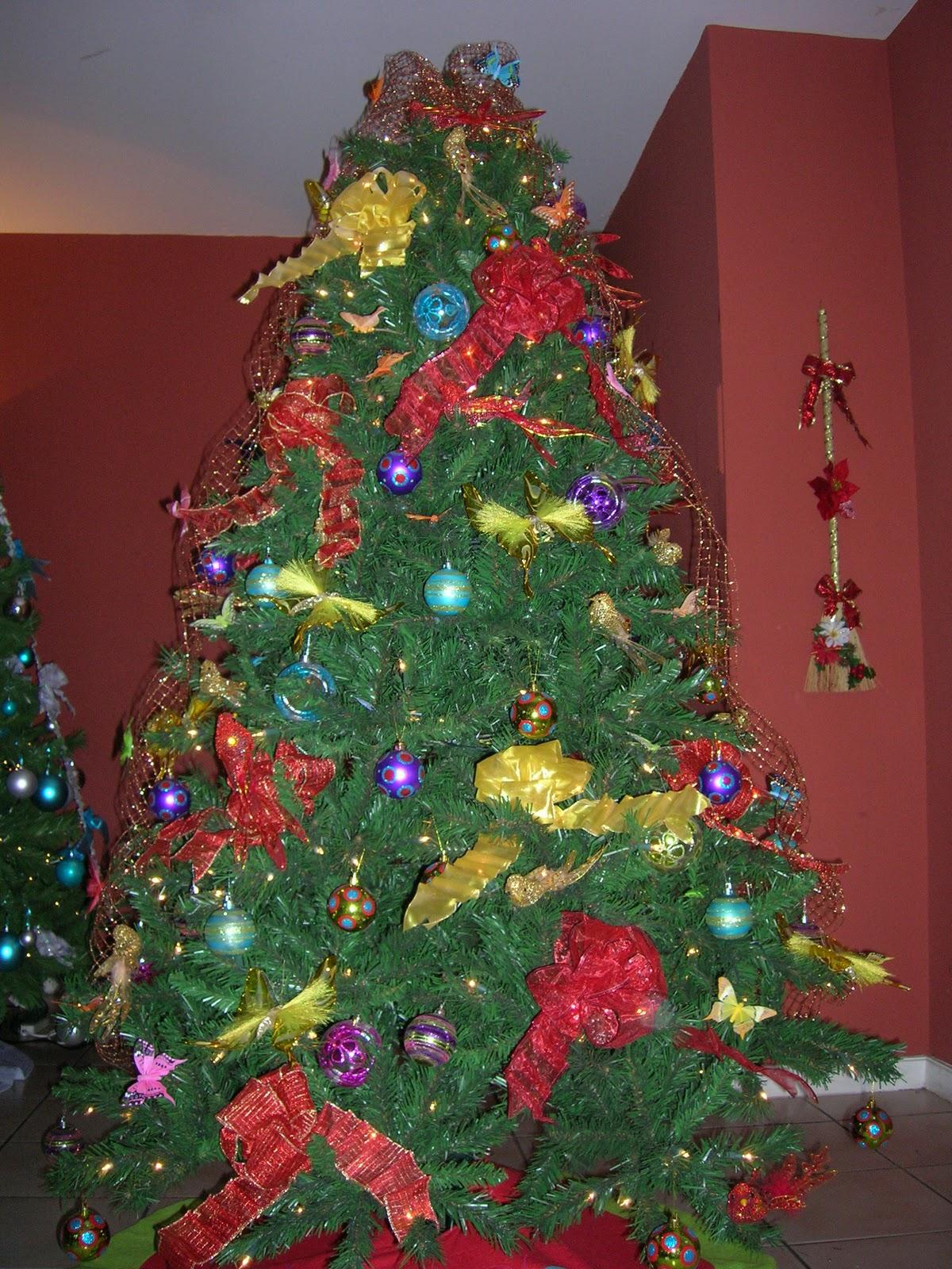 decoraci n y navidad pinos navide os