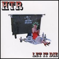 HTR - Let It Die CD EP Review