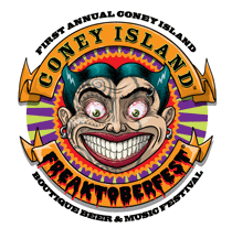 First Annual Coney Island Freaktoberfest Beer and Music Festival is October 3rd