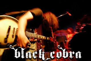 Black Cobra Play The Charleston in Brooklyn on October 26th