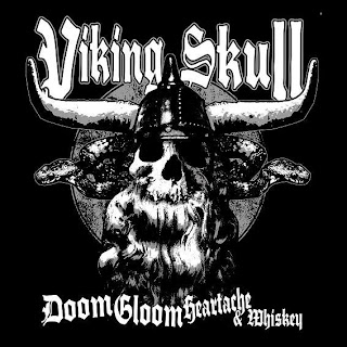 Viking Skull - Doom, Gloom, Heartache and Whiskey CD Review