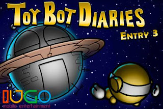 Toy Bot Diaries 3 - iPhone Game Review