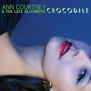 Ann Courtney & the Late Bloomers Play a CD Release SHow at Rockwood Music Hall on April 25th