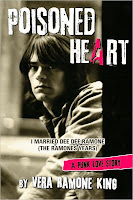 Vera Ramone King Reads from 'Poisoned Heart' Tomorrow Night at Barnes & Noble in Tribeca