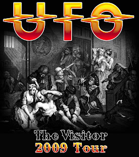 UFO: 'The Visitor' Interview with Drummer Andy Parker