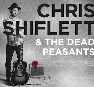 Chris Shiflett & The Dead Peasants Release Debut CD on July 13th