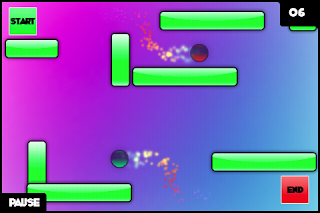 Mirror Maze: iPhone Game Review (Assyria Studio)