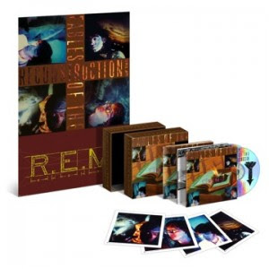 R.E.M. - Fables of the Reconstruction 25th Anniversary Edition CD Review