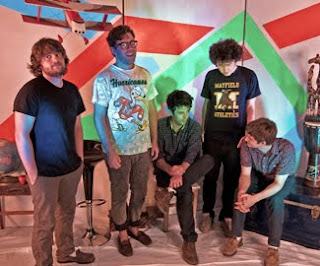 Roby Coast Release Two Song Download in Advance of Forthcoming LP // Show at Pianos on Oct. 17th