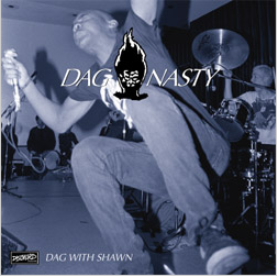 Dag Nasty: Dischord Releases 'New' Dag Nasty Disc with Shawn Brown