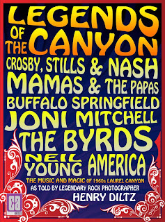 Legends of the Canyon: The Music and Magic of 1960s Laurel Canyon DVD Review