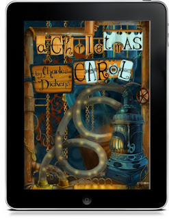A Christmas Carol - iPad App Review (Padworx)