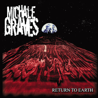Michaele Grave Plays Club Europa on Dec. 17th // Return to Earth CD Review