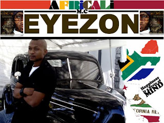 Eyezon - Soweto Born Emcee Plays First Full Band Show at Union Hall on Feb. 16th
