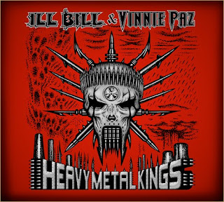 Ill Bill: New Track Posted from 'Heavy Metal Kings' Project with Vinnie Paz