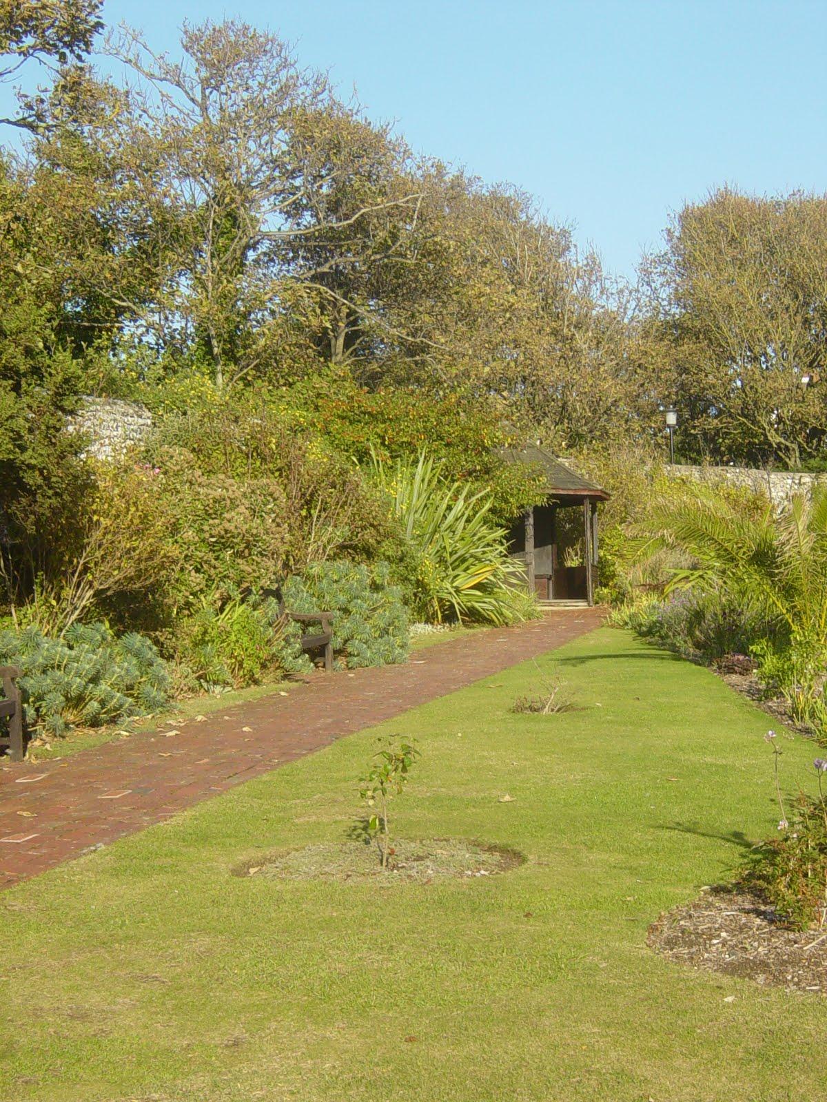 A garden tour kipling 39 s garden rottingdean for Jardin kennedy