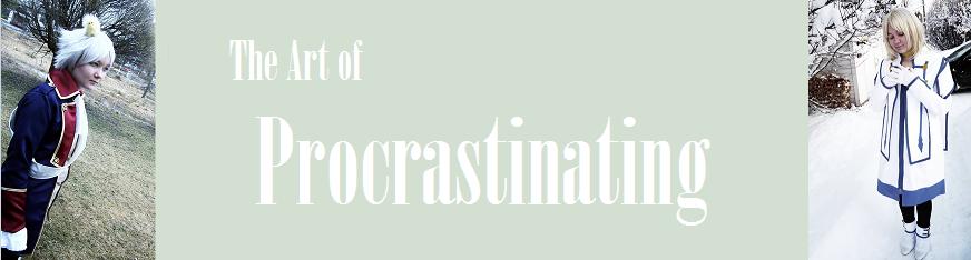 Art of Procrastinating