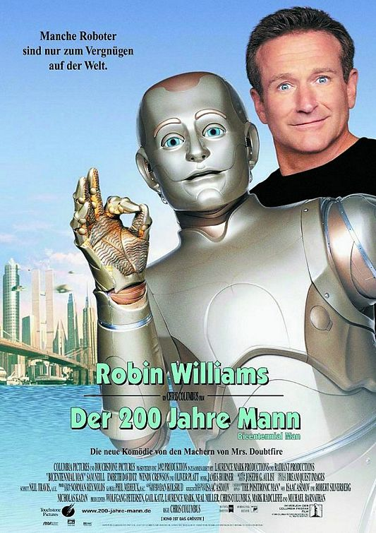 Movies: Bicentennial Man