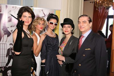 Iftimie, Marilyn, Audrey, Printesa Lia si Printul Paul al Romaniei