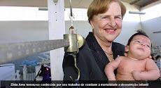 Cepac agradece a Missionária Zilda Arns a sua contribuição a este mundo