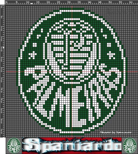 Editando WE e PES: Emblema Palmeiras